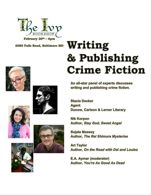 Ivy Bookshop Event