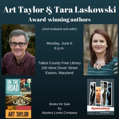 Art Taylor & Tara Laskowski