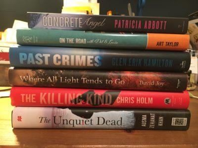 Macavity Award Finalists, Best First Novel